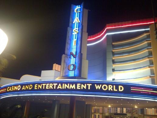 The SunCoast Casino and Entertainment World Complex in Durban