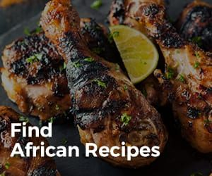 Find African Recipes