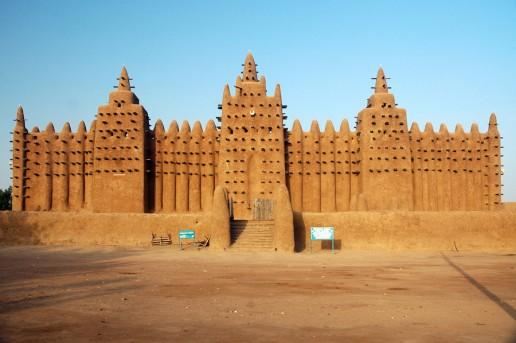 African Heritage - Djenne