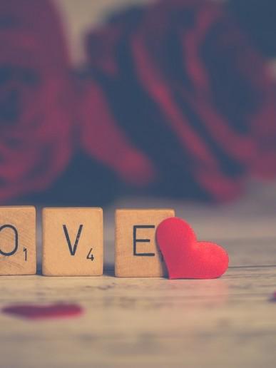 Valentine's Day Love Africa