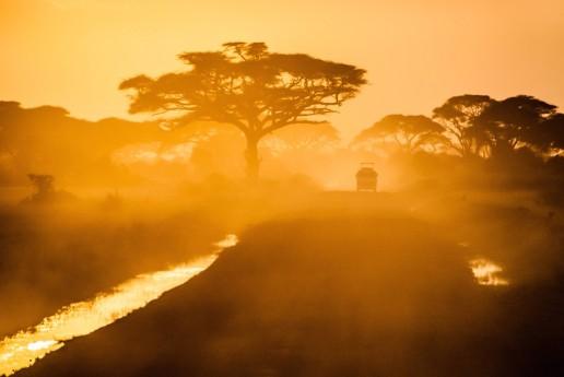 Luxury Getaway KwaZulu Natal SAfari Sunset