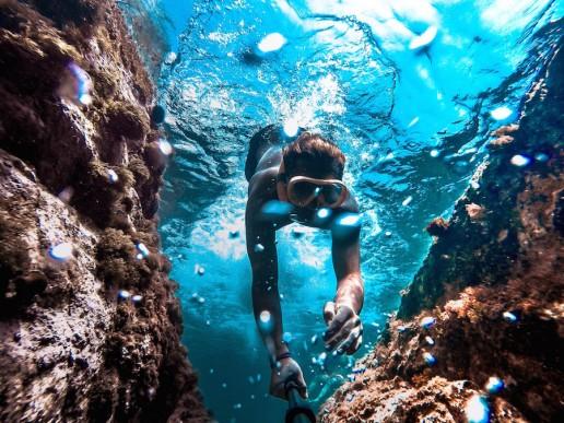 Luxury Getaway Sao Tome snorkeling