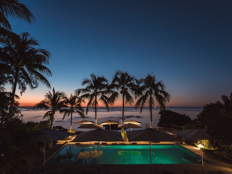 Luxury Getaway resort
