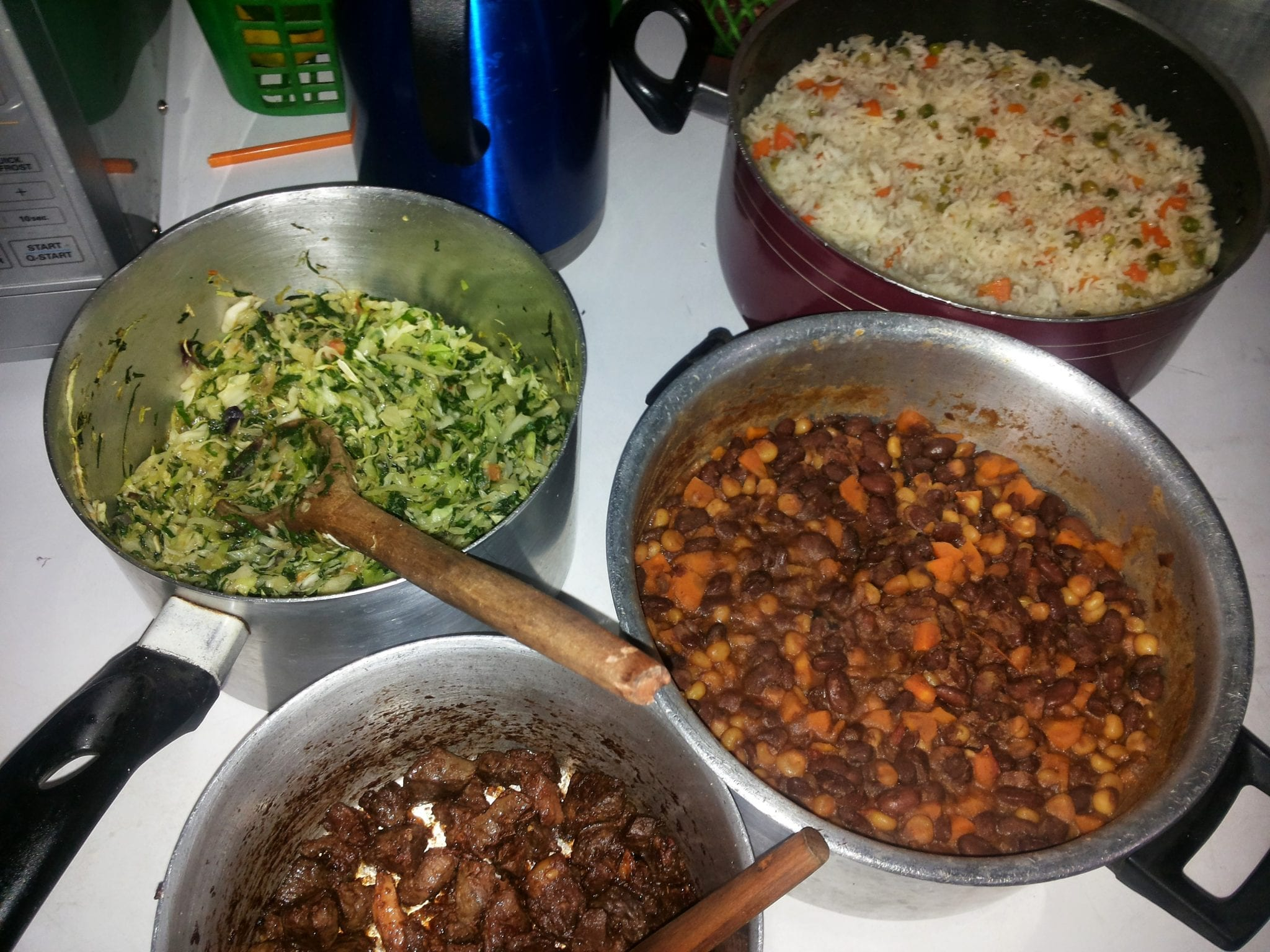 Kenyan Food Githeri1