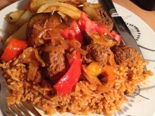 Kenyan Food - Kenyan Pilau (Spiced Rice)3