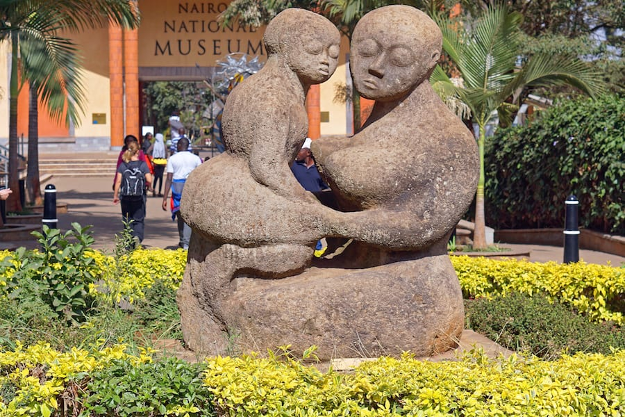 Nairobi National Museum - Landmarks of Kenya African Destinations