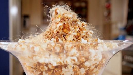 Caramel Popcorn Recipe Di Ya Wela