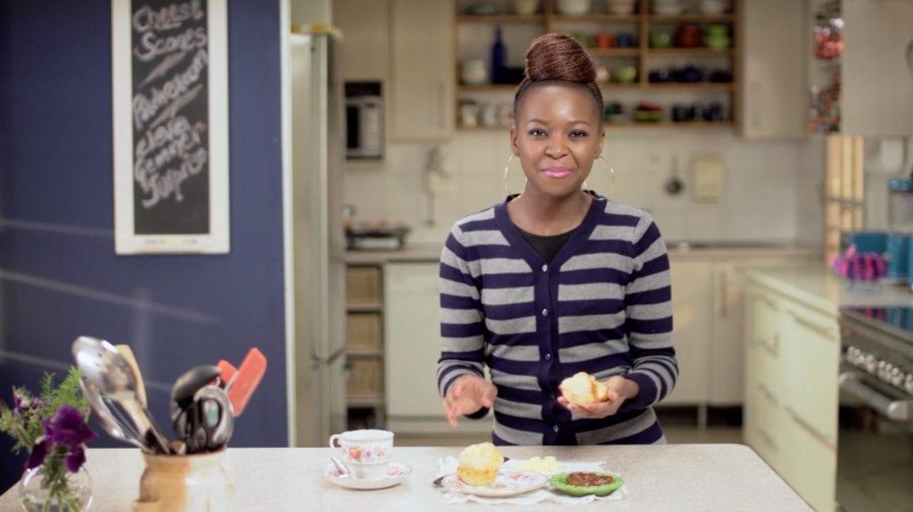 Cheese Scones Recipe: Di Ya Wela
