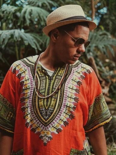 African Fashion Trends dashiki