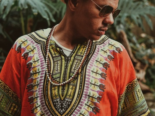 African Fashion Trends dashiki