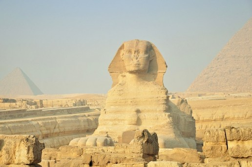 Egypt Travel Sphinx