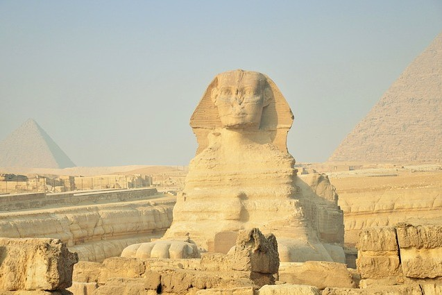 Egypt Travel Sphinx