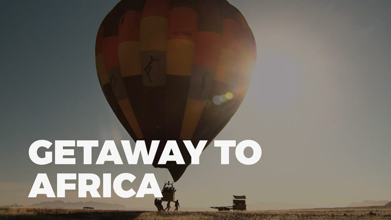 Watch African TV Shows free Getaway to Africa