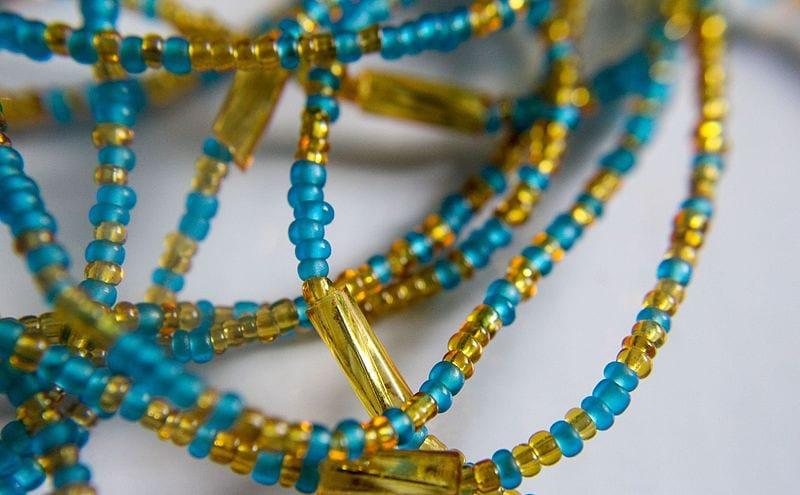 Yoruba Beads Waist beads