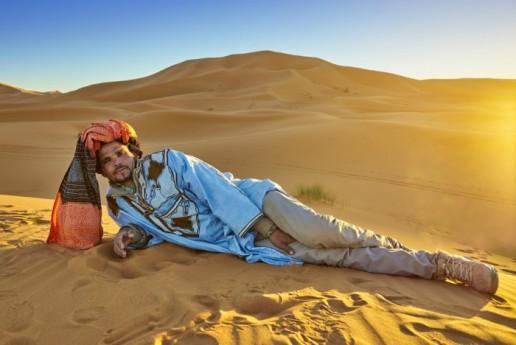 Charismatic Culture Berbers