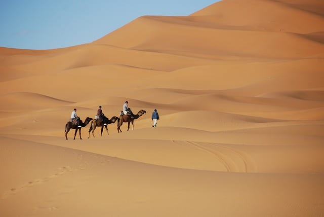 Morocco Travel desert 2