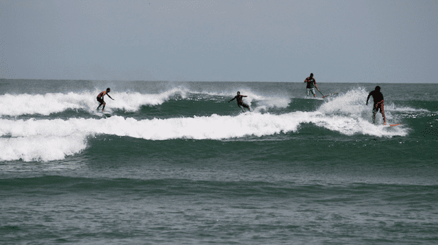 Places to Surf