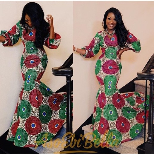 African Prom Dresses