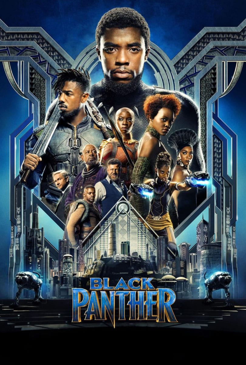 Black Panther - African American Movies