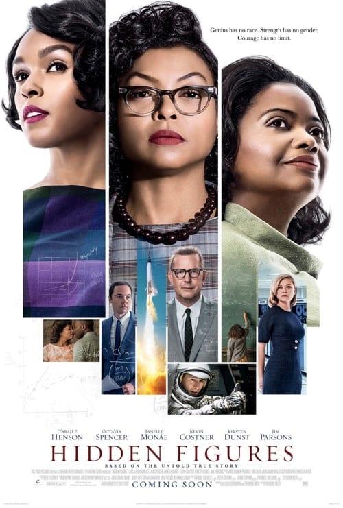Hidden Figures - African American Movies