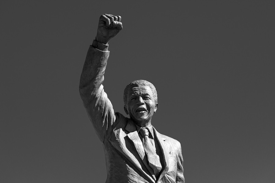 Nelson Mandelas Early Life