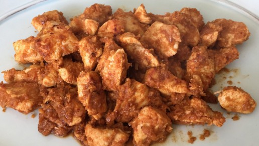 Popular African Foods Chicken Kebabs Egypt