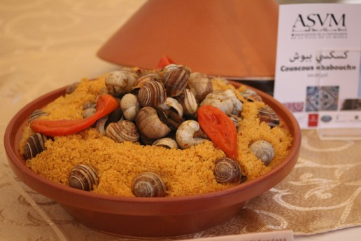 Popular African Foods Couscous Royale tunisia