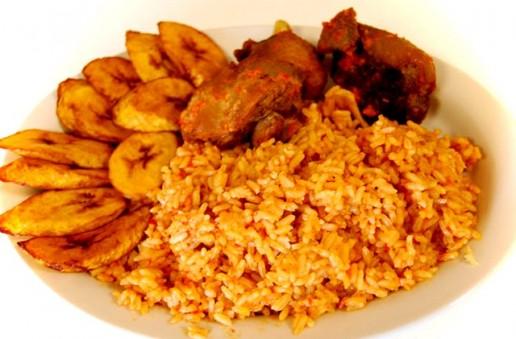 Popular African Foods Jollof Rice