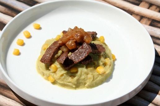 Popular African Foods Nyama na irio Kenya
