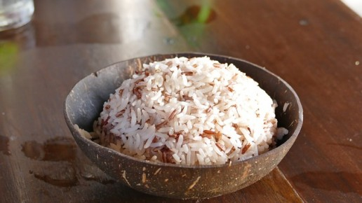 Coconut Rice African Rice Dishes