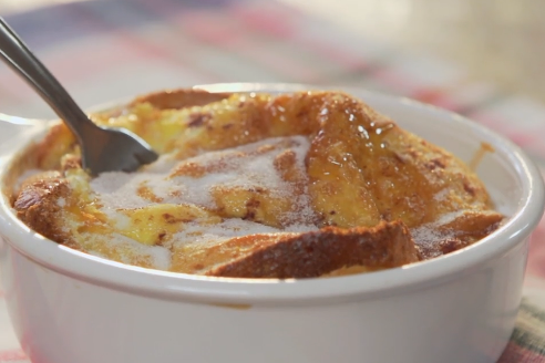 Di Ya Wela French Toast Bake