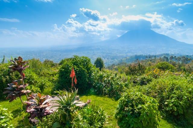 Rwanda Travel Guide - Hills