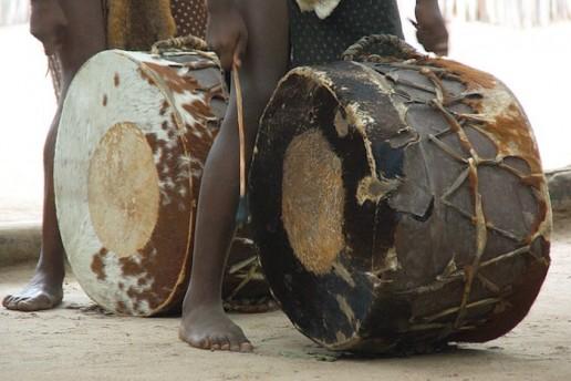 Zulu Culture drums