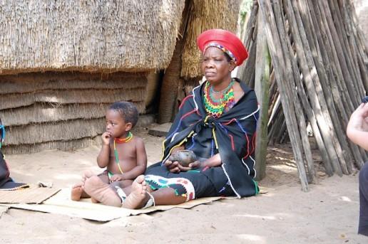 Zulu Culture woman