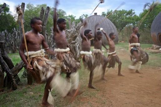 Zulu Culture zulu-youths
