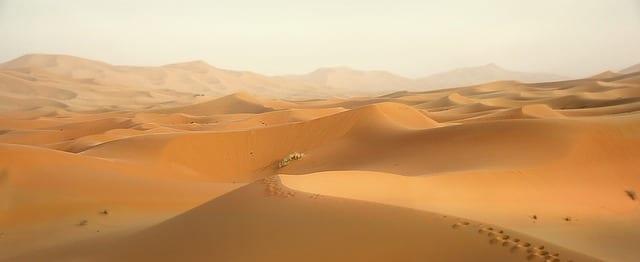 Morocco Erg Chebbi