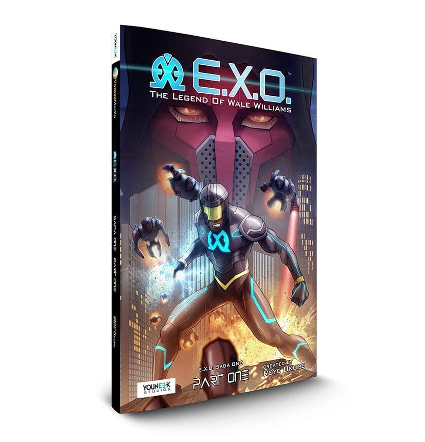 EXO Part 1 3D Web