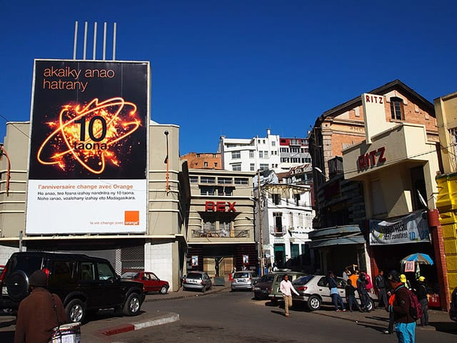 Things To Do In Antananarivo camus cultural