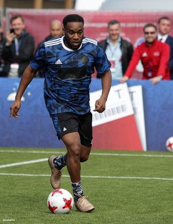 African Sportsmen Jay Jay Okocha