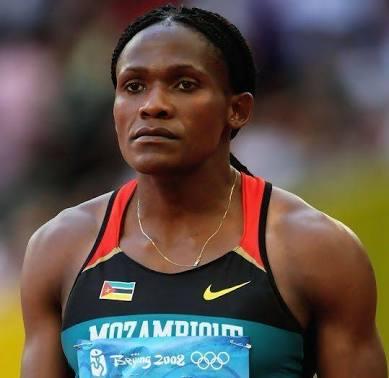 African Sportsmen Maria mutola