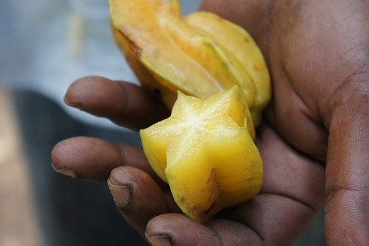 African food facts starfruit