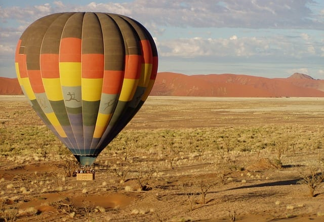 """A Namibia Travel Guide to """"The Land of the Brave"""""""