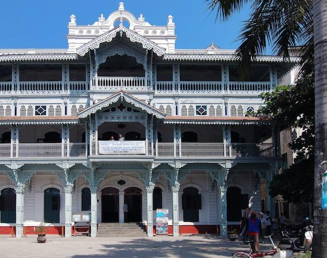 Stone Town Zanzibar Old dispensary