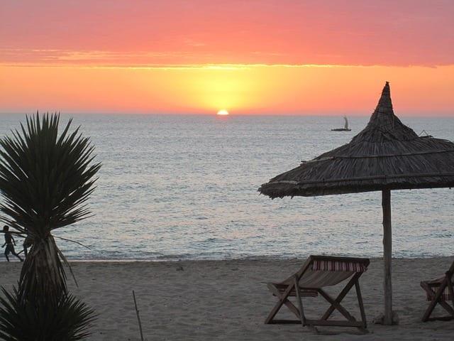 sunset Madagascar Travel Guide