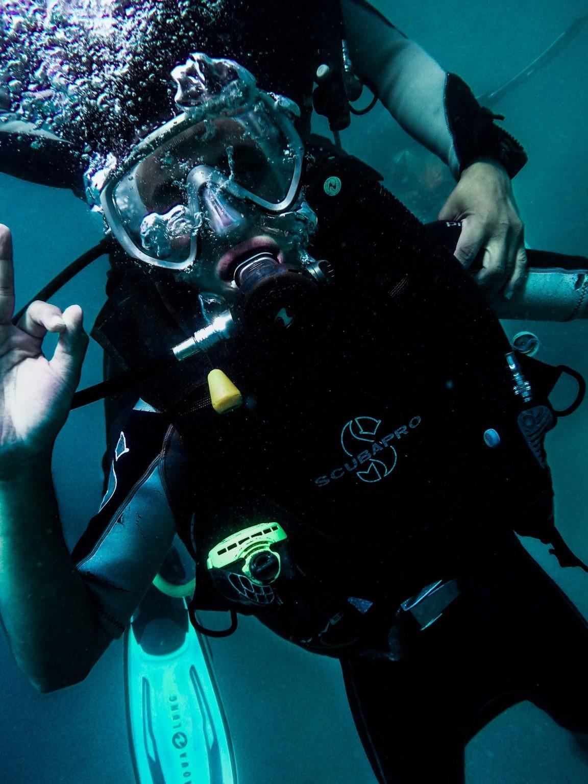 Scuba Diving in Africa