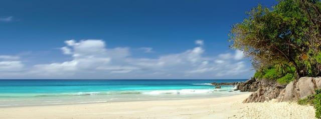 Seychelles Travel Guide beach