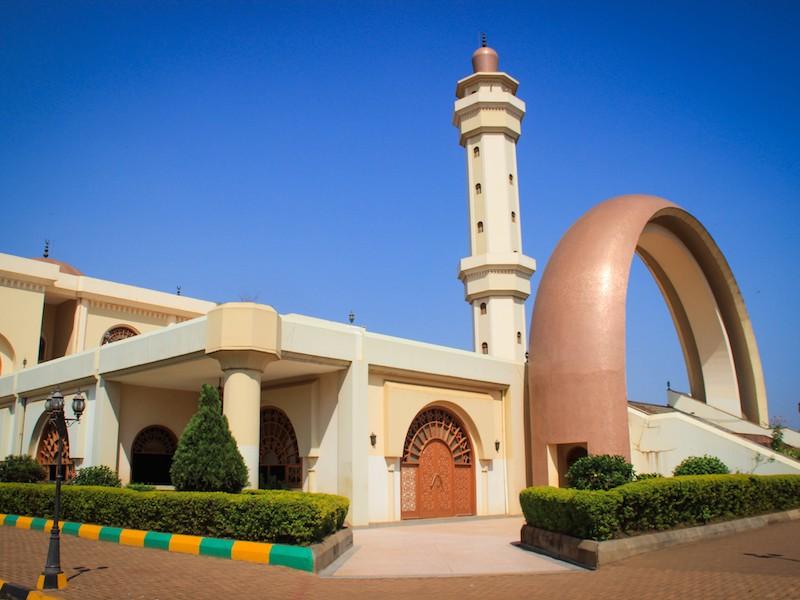 Gaddafi Mosque Kampala Uganda