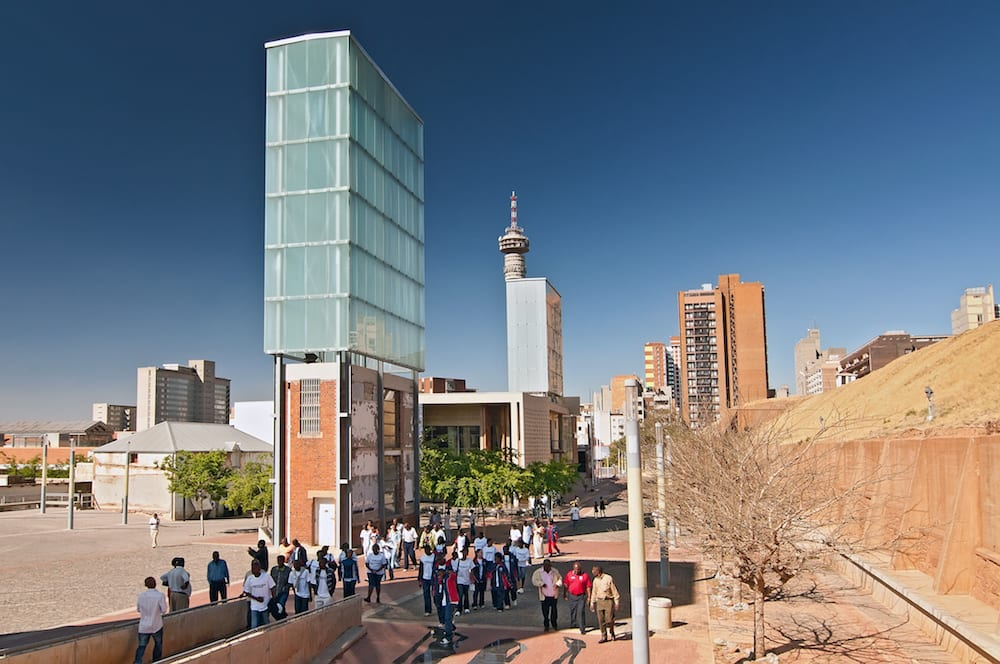 South Africa Attractions Johannesburg Consitution Hill