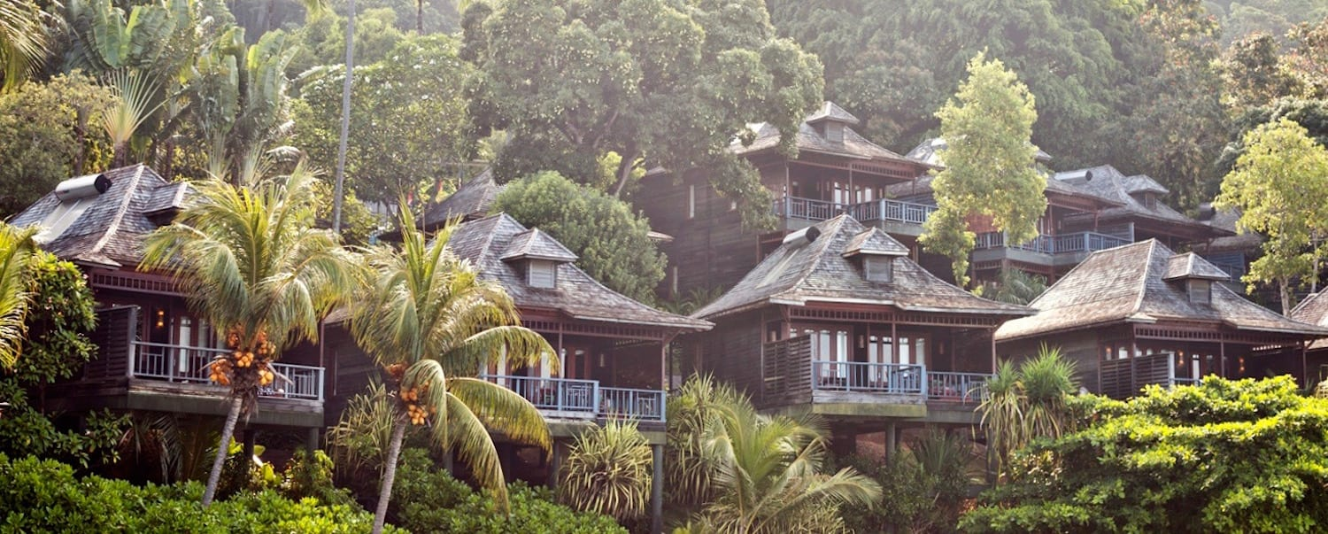 Where to Stay in Seychelles Hiltontreehouse