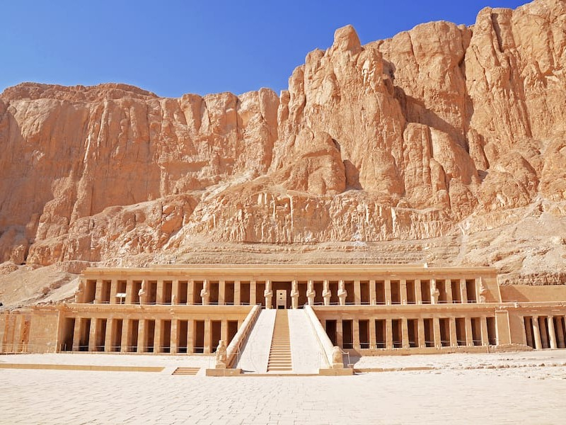 Valley of Kings Iconic Site and Landmarks of Egypt